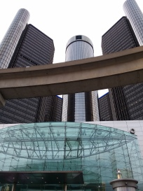 The GM Renaissance Center
